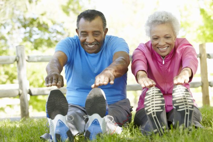 Resultado de imagen de ejercicio terapeutico edad avanzada